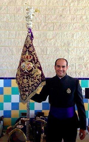 Daniel González, el último componente de la Sección Jerez